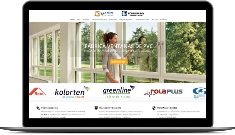 Creare WebSite ventanasvamin.com